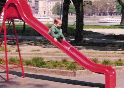Slide Straight